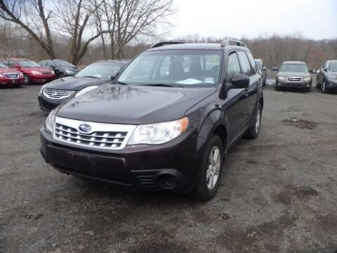 2013 Subaru Forester for sale at GLOBAL MOTOR GROUP in Newark NJ