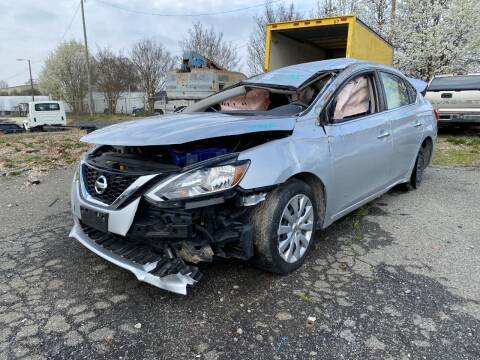 2019 Nissan Sentra for sale at ASAP Car Parts in Charlotte NC