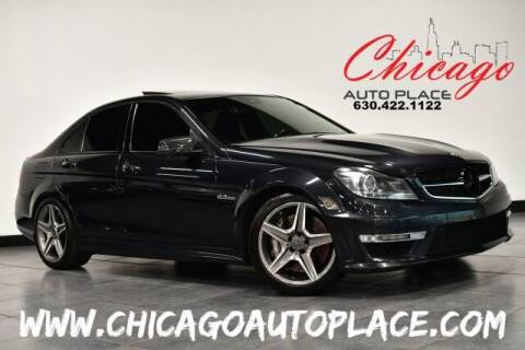 2013 Mercedes-Benz C-Class for sale at Chicago Auto Place in Bensenville IL