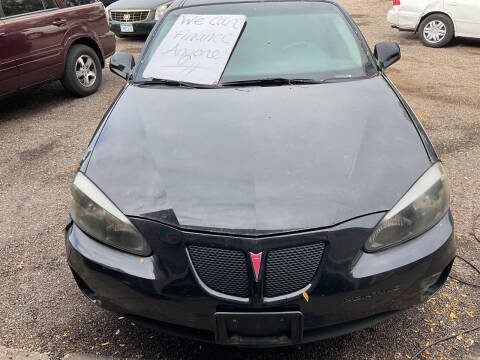 2007 Pontiac Grand Prix for sale at Continental Auto Sales in White Bear Lake MN
