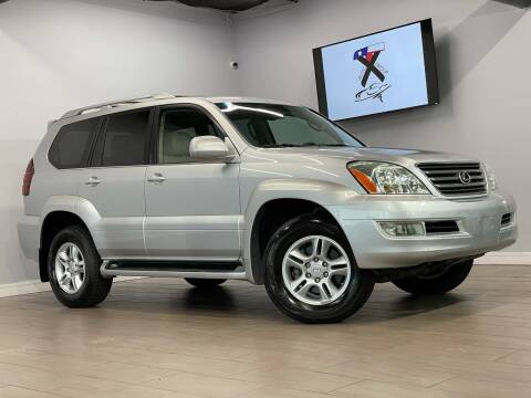2006 Lexus GX 470 for sale at TX Auto Group in Houston TX