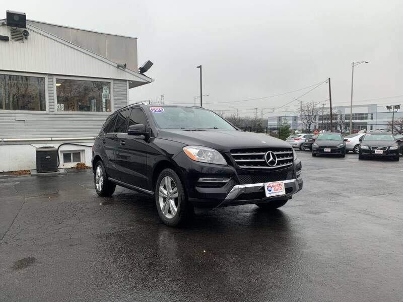 2014 Mercedes-Benz M-Class for sale at 355 North Auto in Lombard IL