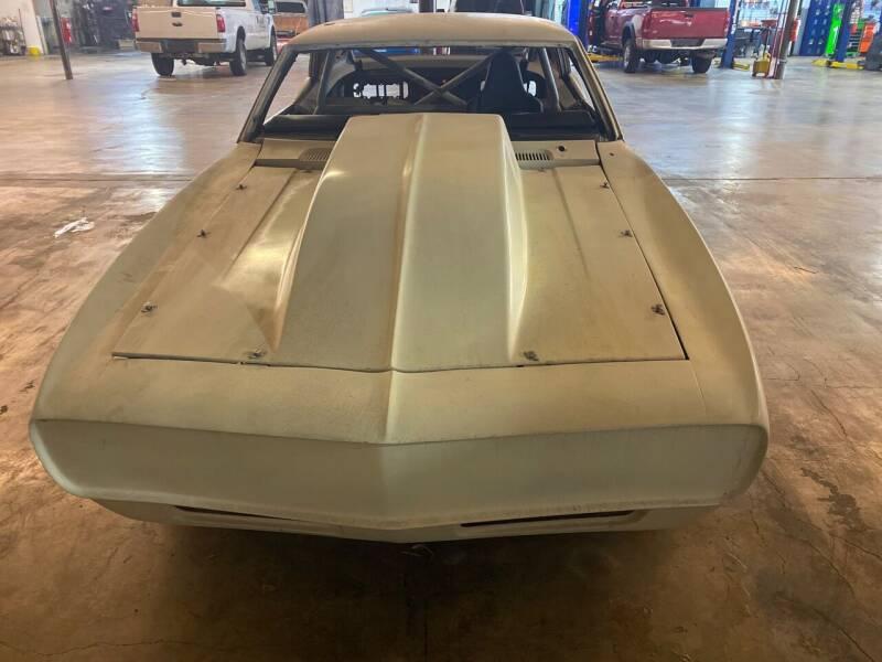1968 Chevrolet Camaro for sale at D & J's Automotive Sales LLC in Olathe KS