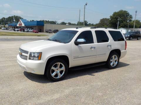 2012 Chevrolet Tahoe for sale at Young's Motor Company Inc. in Benson NC