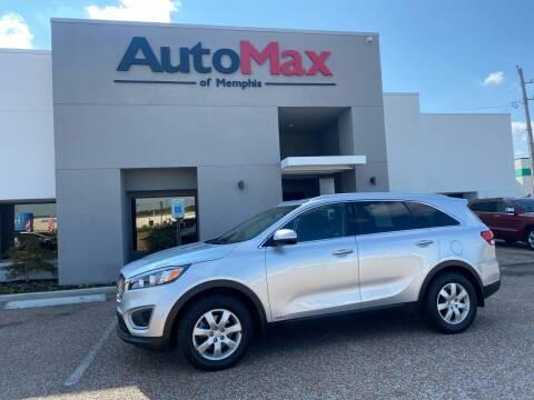 2016 Kia Sorento for sale at AutoMax of Memphis - Alex Vivas in Memphis TN