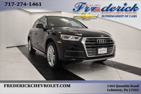2018 Audi Q5 for sale at Lancaster Pre-Owned in Lancaster PA
