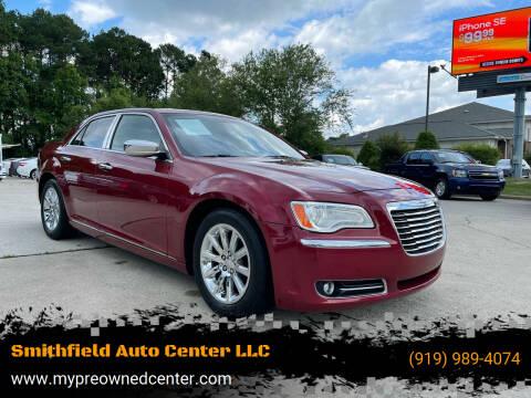 2013 Chrysler 300 for sale at Smithfield Auto Center LLC in Smithfield NC