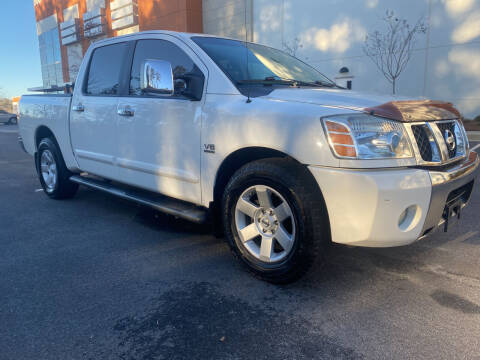 2004 Nissan Titan for sale at ELAN AUTOMOTIVE GROUP in Buford GA