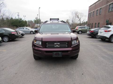 2008 Honda Ridgeline for sale at Heritage Truck and Auto Inc. in Londonderry NH