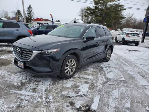 2017 Mazda CX-9 for sale at Excellent Autos in Amsterdam NY