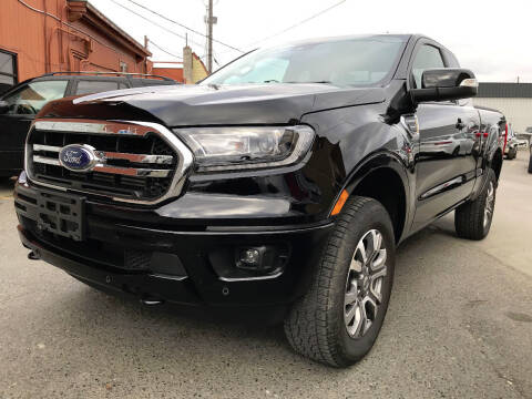 2019 Ford Ranger for sale at Autos Cost Less LLC in Lakewood WA