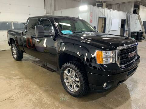 2012 GMC Sierra 2500HD for sale at Premier Auto in Sioux Falls SD