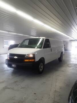 2020 Chevrolet Express Cargo for sale at Stakes Auto Sales in Fayetteville PA