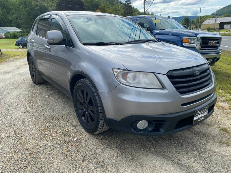 2008 Subaru Tribeca for sale at Wright's Auto Sales LLC in Townshend VT