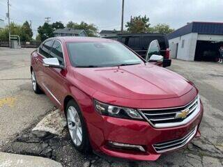 2014 Chevrolet Impala for sale at G T Motorsports in Racine WI