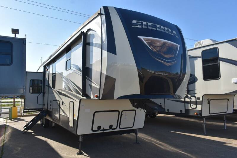 2019 Forest River Sierra 378FB for sale at Buy Here Pay Here RV in Burleson TX