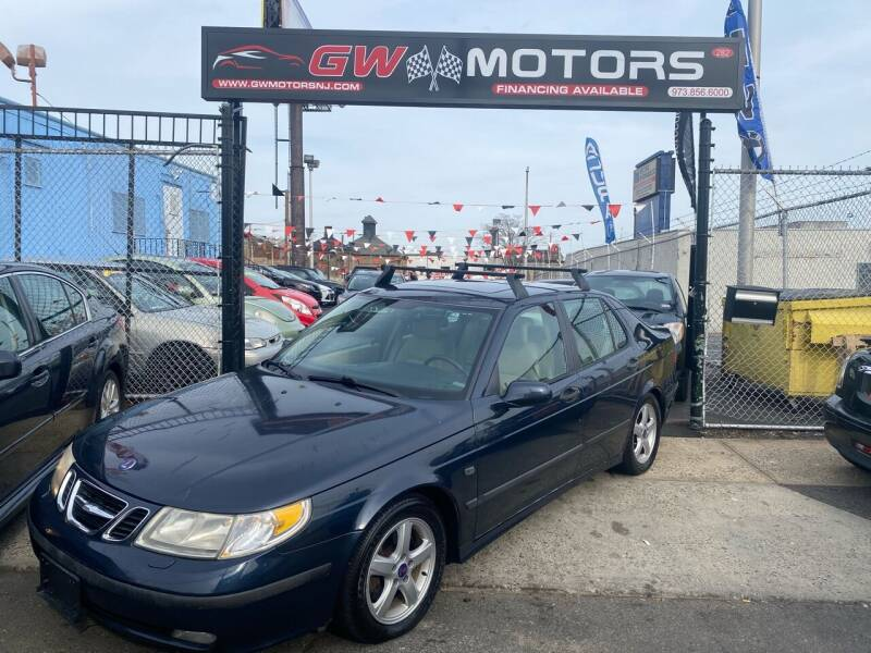 2004 Saab 9-5 for sale at GW MOTORS in Newark NJ