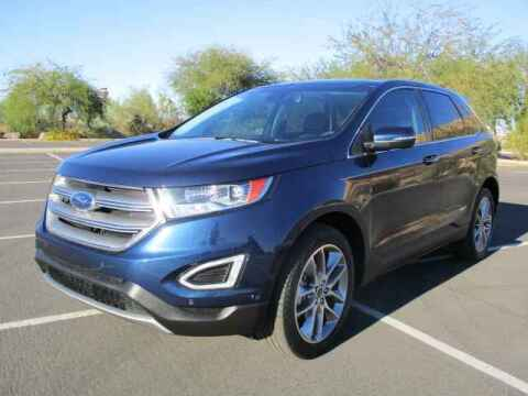 2017 Ford Edge for sale at Corporate Auto Wholesale in Phoenix AZ