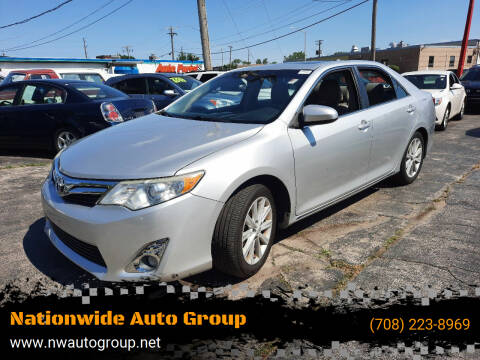 2012 Toyota Camry for sale at Nationwide Auto Group in Melrose Park IL