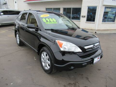 2009 Honda CR-V for sale at Auto Land Inc in Crest Hill IL
