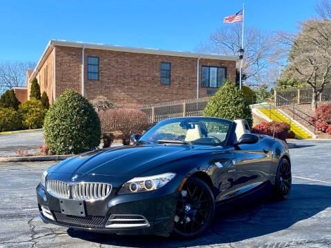 2011 BMW Z4 for sale at Sebar Inc. in Greensboro NC