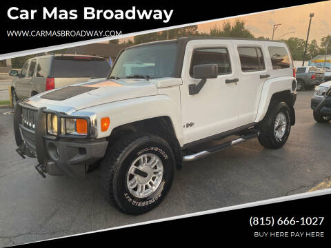 2006 HUMMER H3 for sale at Car Mas Broadway in Crest Hill IL
