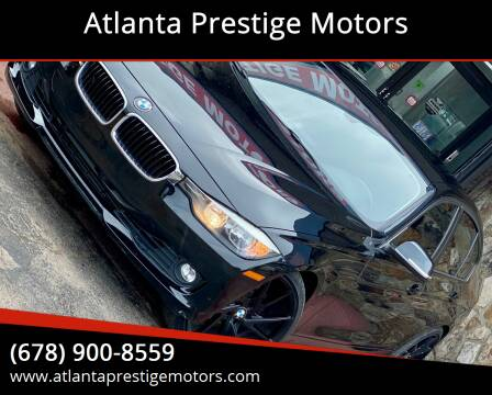 2012 BMW 3 Series for sale at Atlanta Prestige Motors in Decatur GA
