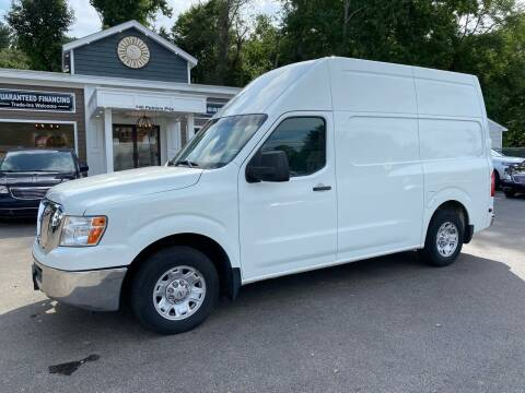 2013 Nissan NV Cargo for sale at Ocean State Auto Sales in Johnston RI