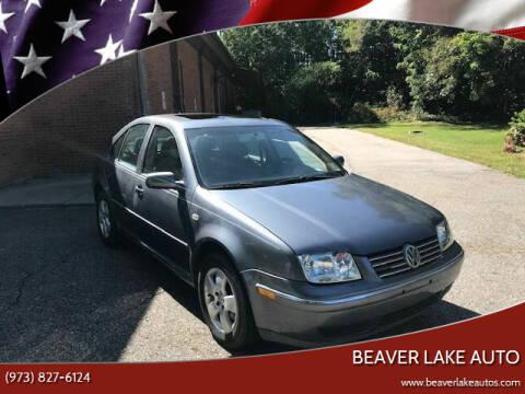 2005 Volkswagen Jetta for sale at Beaver Lake Auto in Franklin NJ