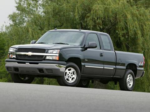 2006 Chevrolet Silverado 1500 for sale at Sundance Chevrolet in Grand Ledge MI