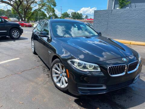 2014 BMW 5 Series for sale at City to City Auto Sales in Richmond VA