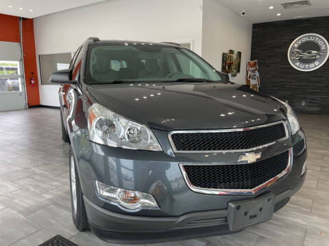 2012 Chevrolet Traverse for sale at Evolution Autos in Whiteland IN