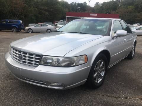 1999 Cadillac Seville for sale at Certified Motors LLC in Mableton GA