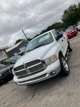 2005 Dodge Ram Pickup 1500 for sale at Autocom, LLC in Clayton NC