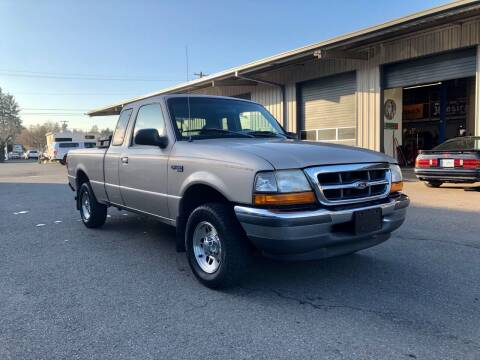 1998 Ford Ranger for sale at DASH AUTO SALES LLC in Salem OR