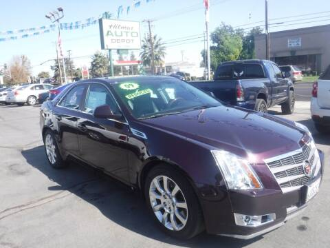 2009 Cadillac CTS for sale at HILMAR AUTO DEPOT INC. in Hilmar CA