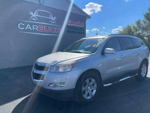 2012 Chevrolet Traverse for sale at Carbucks in Hamilton OH