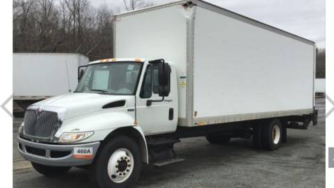 2013 International DuraStar 4300 for sale at GLOBAL MOTOR GROUP in Newark NJ
