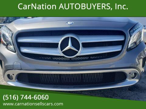2015 Mercedes-Benz GLA for sale at CarNation AUTOBUYERS, Inc. in Rockville Centre NY