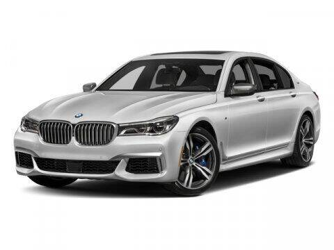 2018 BMW 7 Series for sale at Auto Finance of Raleigh in Raleigh NC