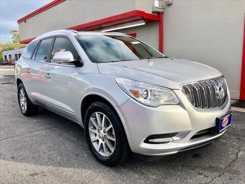 2017 Buick Enclave for sale at Richardson Sales & Service in Highland IN
