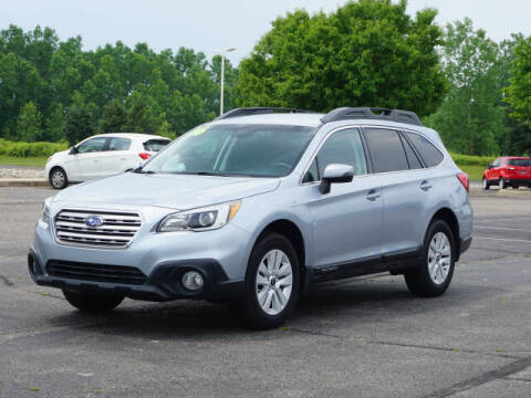 2016 Subaru Outback for sale at FOWLERVILLE FORD in Fowlerville MI