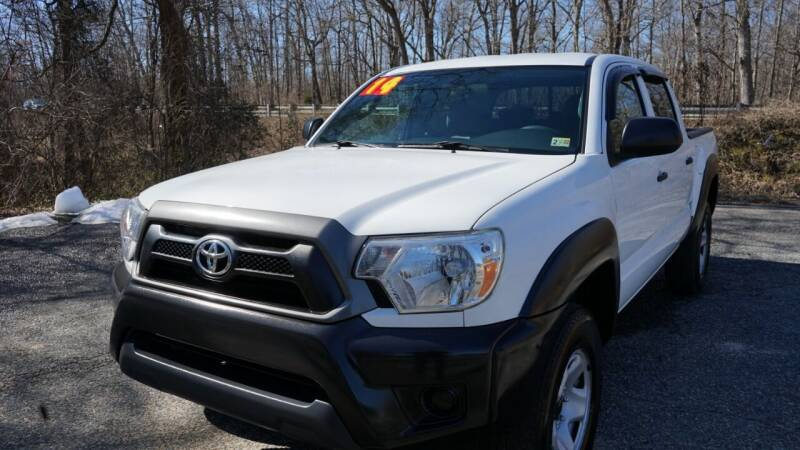 2014 Toyota Tacoma for sale at 4Auto Sales, Inc. in Fredericksburg VA