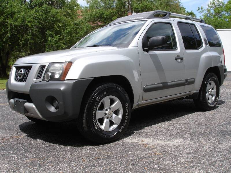 2013 Nissan Xterra for sale at Lowcountry Auto Sales in Charleston SC