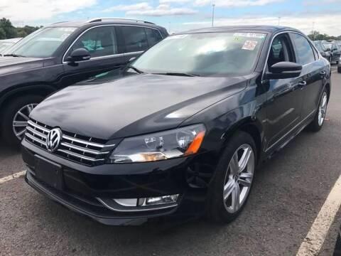 2015 Volkswagen Passat for sale at SILVER ARROW AUTO SALES CORPORATION in Newark NJ