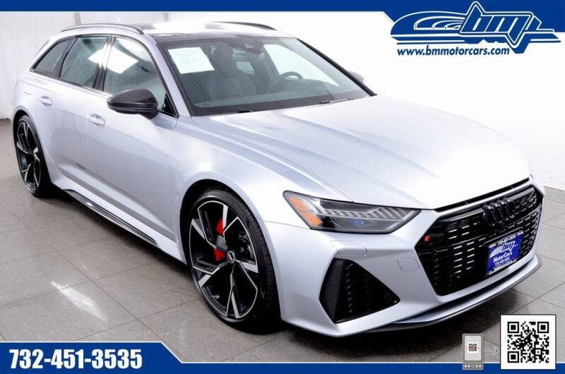 2021 Audi RS 6 for sale in Rahway, NJ