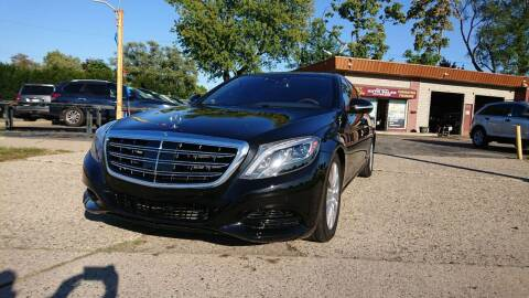2014 Mercedes-Benz S-Class for sale at Lamarina Auto Sales in Dearborn Heights MI