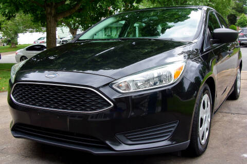 2015 Ford Focus for sale at Prime Auto Sales LLC in Virginia Beach VA