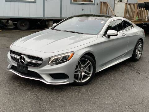 2015 Mercedes-Benz S-Class for sale at LUXURY CARS OF NY in Queens NY