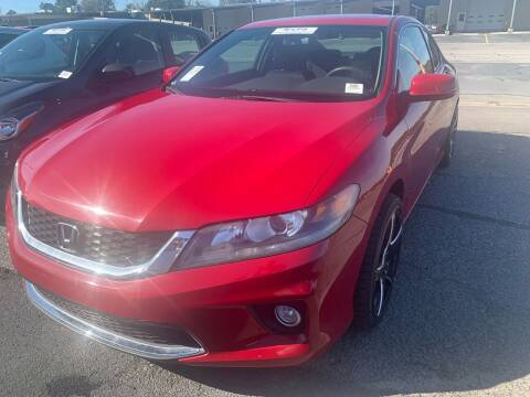 2014 Honda Accord for sale at Drive Now Motors in Sumter SC